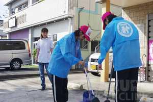 職場体験学習_201502|さくらペットクリニック|動物病院|鹿児島市