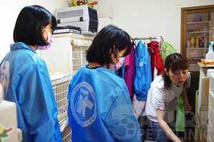 職場体験学習_201503|さくらペットクリニック|動物病院|鹿児島市