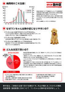 STOP熱中症プロジェクト-1|アニコム損保
