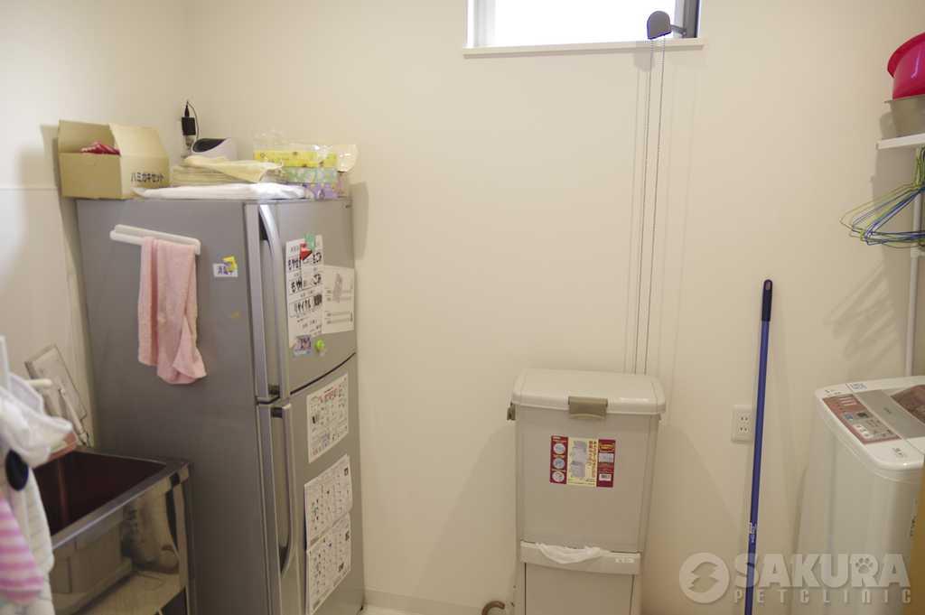 リネン室_spc1|さくらペットクリニック|動物病院|鹿児島