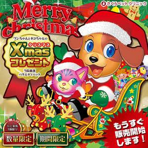 クリスマスプレゼント_アイキャッチ|さくらペットクリニック|動物病院|鹿児島市